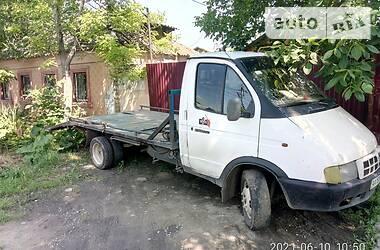 Эвакуатор ГАЗ 33021 2004 в Николаеве