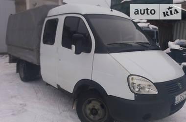 ГАЗ 33022  2007