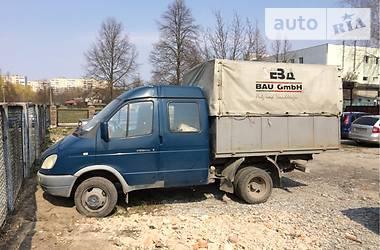 ГАЗ 33023 Газель 2006 в Луцке