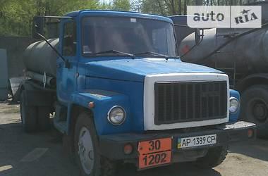 ГАЗ 3307 1992 в Запорожье