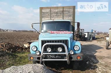 ГАЗ 3307 1991 в Днепре