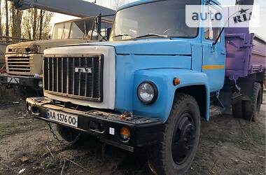 ГАЗ 3307 1991 в Киеве