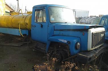 Цистерна ГАЗ 3307 1992 в Радехові