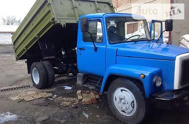 ГАЗ 3307 1992 в Благовещенском