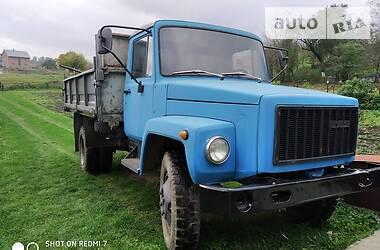 ГАЗ 3307 1991 в Львове