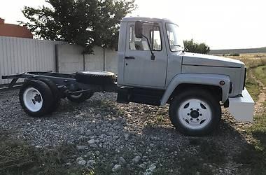 Самоскид ГАЗ 3307 1992 в Дніпрі