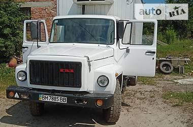 Рефрижератор ГАЗ 3307 2006 в Сумах