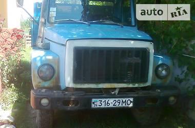 ГАЗ 3309  1991