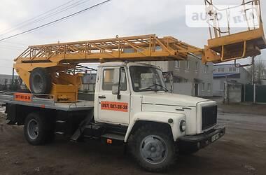 ГАЗ 3309 2008 в Києві