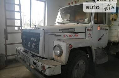 Фургон ГАЗ 3309 2006 в