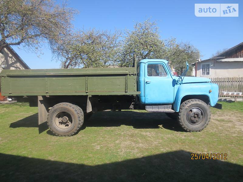ГАЗ 52 1985 в Львове