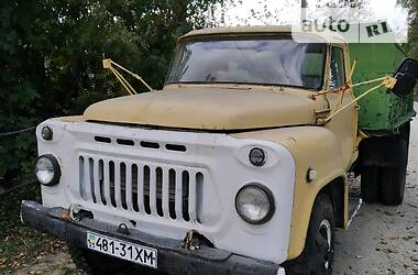 ГАЗ 52 1990 в Новой Ушице