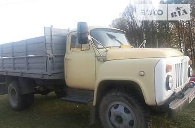 Бортовой ГАЗ 52 1981 в Черновцах