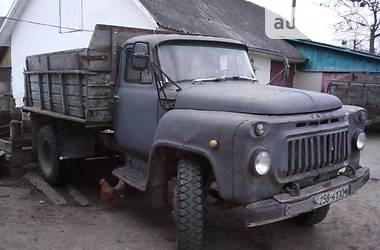 Самосвал ГАЗ 52 1981 в Изяславе