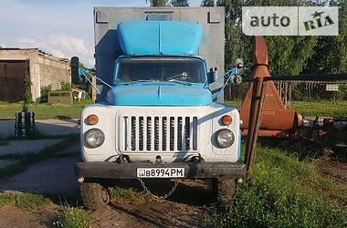 Вахтовый автобус / Кунг ГАЗ 52 1985 в Нежине