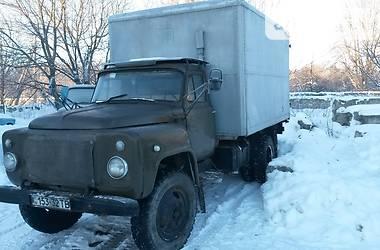 ГАЗ 53 груз.  1991