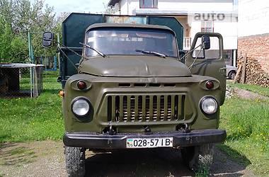 ГАЗ 53 груз. 1985 в Надвірній
