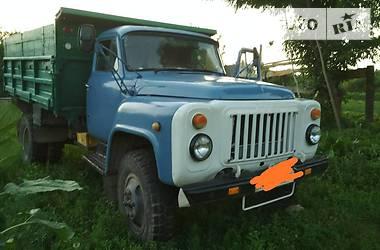ГАЗ 53 груз. 1980 в Мурованих Курилівцях