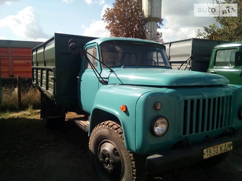ГАЗ 53 груз. 2000 в Гайвороне