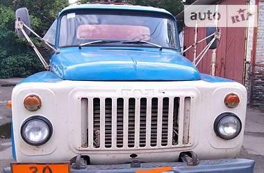 Цистерна ГАЗ 53 груз. 1992 в Кривом Роге