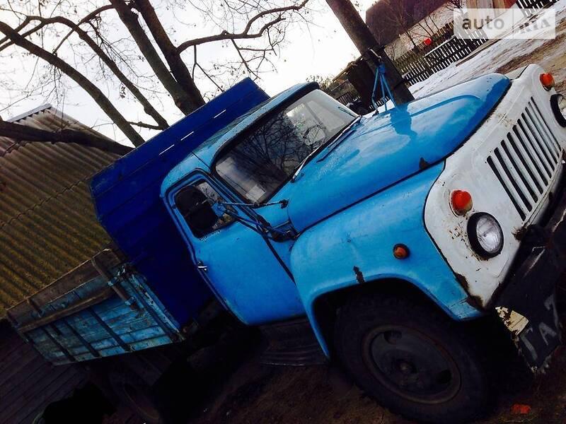 ГАЗ 5312 1989 в Заречном
