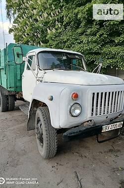 Бортовой ГАЗ 5312 1990 в Лубнах