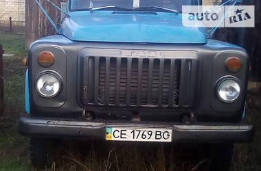 ГАЗ 53 1989 в Вознесенске