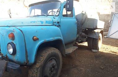 Машина ассенизатор (вакуумная) ГАЗ 53 1986 в Одессе