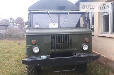 ГАЗ 66 1982 в Черновцах
