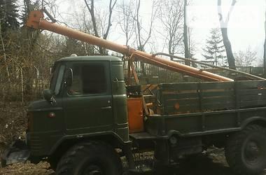 ГАЗ 66 ЯМОБУР БКМ  302 1988
