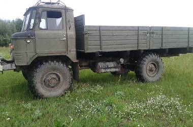 ГАЗ 66 1989 в Любешове