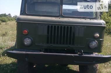 ГАЗ 66 1975 в Великом Бурлуке
