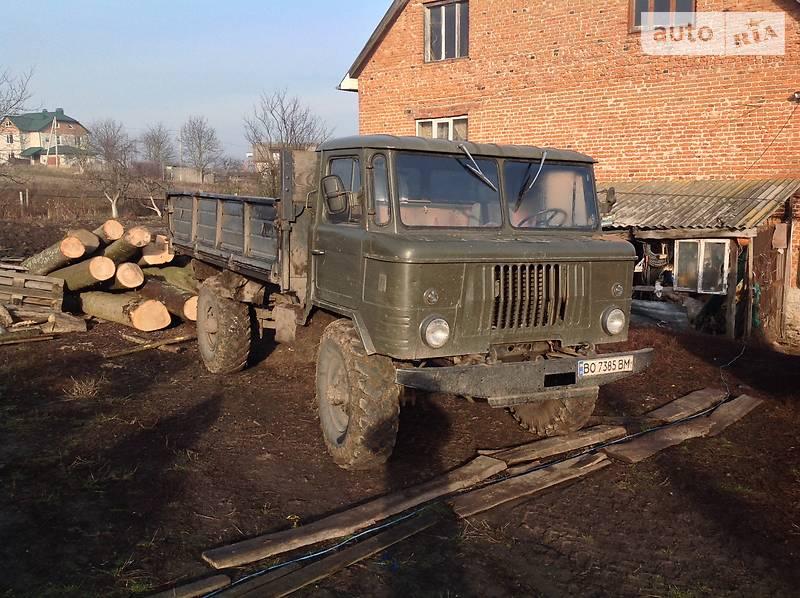 ГАЗ 66 1972 в Тернополе