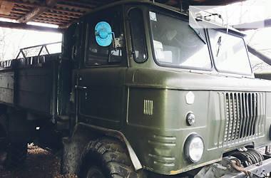 ГАЗ 66 1988 в Вараше
