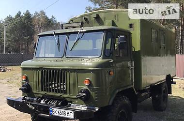 ГАЗ 66 1981 в Сарнах