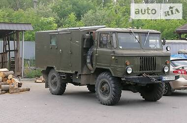 ГАЗ 66 1993 в Ужгороде