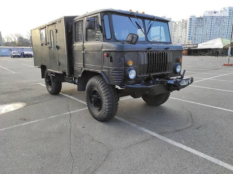 ГАЗ 66 1989 в Киеве