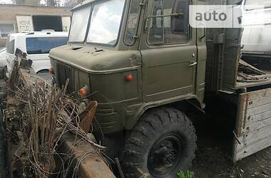 Бортовой ГАЗ 66 1979 в Черкассах