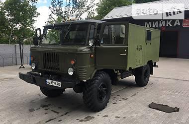 Фургон ГАЗ 66 1988 в Вінниці