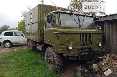 Вахтовый автобус / Кунг ГАЗ 66 1991 в Дубровице