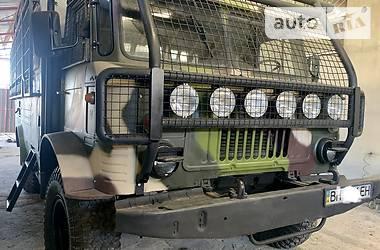 Вахтовый автобус / Кунг ГАЗ 66 1992 в Одессе