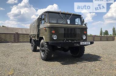 Тентованый ГАЗ 66 1992 в Вараше