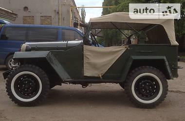 ГАЗ 67 1948 в Николаеве