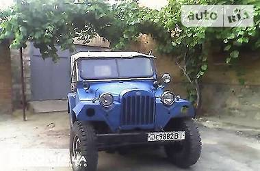 ГАЗ 67 1953 в Виннице