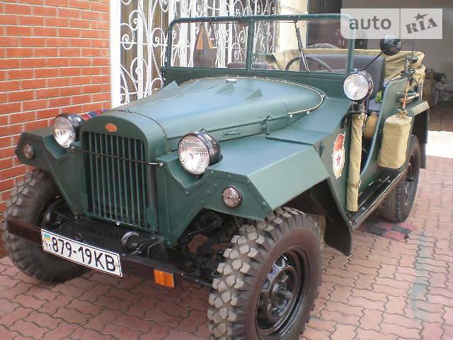 ГАЗ 67 1942 в Умані