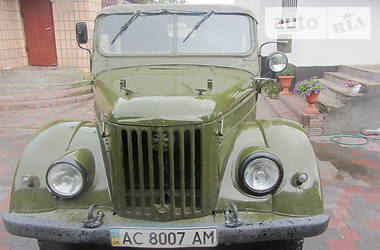 ГАЗ 69 1957 в Луцке