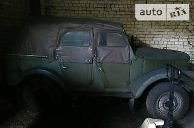 ГАЗ 69 1960 в Нетешине