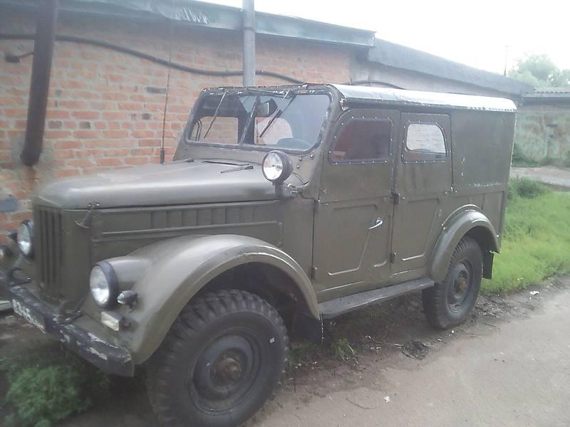 ГАЗ 69 1969 года в Чернигове