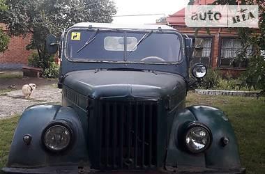 ГАЗ 69 1955 в Ананьеве