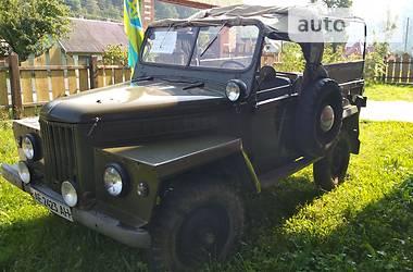 ГАЗ 69 1966 в Ивано-Франковске